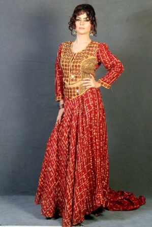 Rajasthani-Embroidered-Dresses