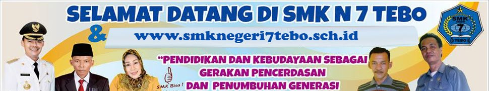 SMK Negeri 7 Tebo
