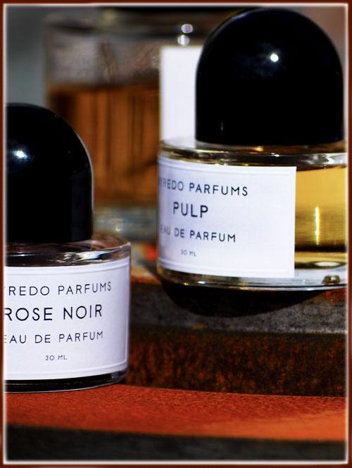 Psynopsis Byredo Pulp Rose Noir
