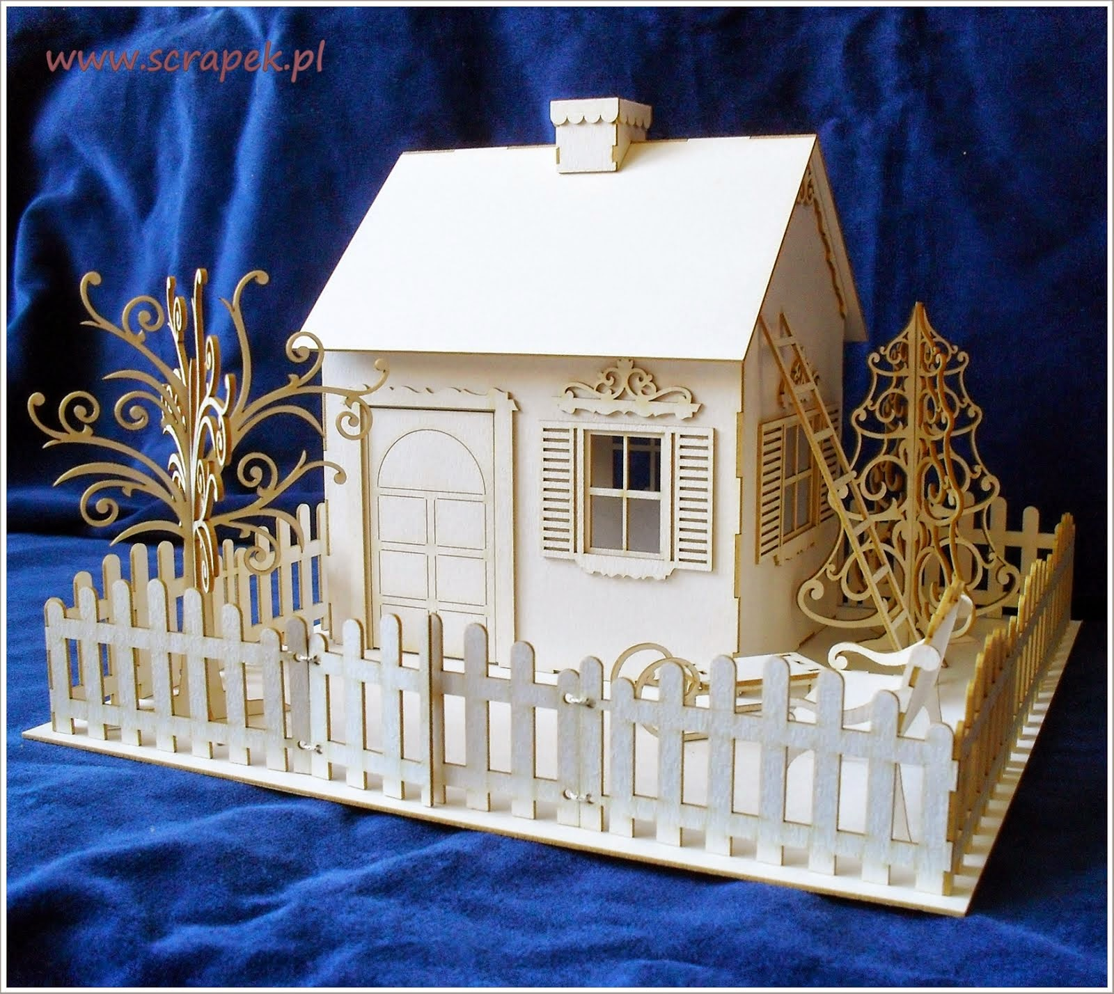 Tekturki 3D/Chipboard 3D