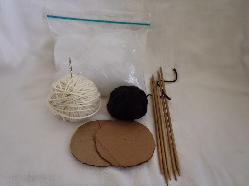 Abbreviation Kfb In Knitting : Stana s critters etc knitting pattern for oreo cookie or