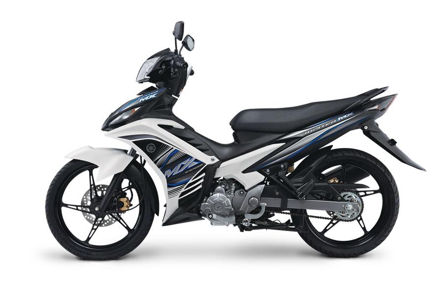 Motor Yamaha New Jupiter MX Desain Baru