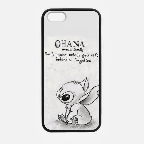 Lilo and Stitch iPhone cover case