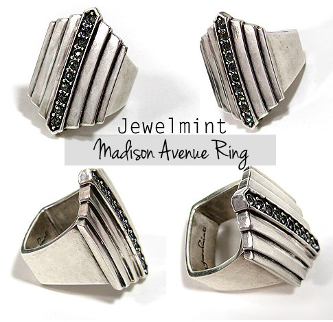 jewelming madison avenue ring