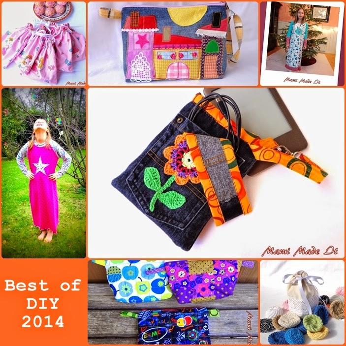 Best of DIY 2014 sewing
