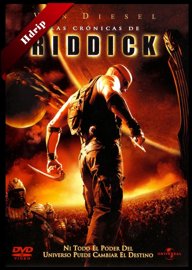 Las Cronicas De Riddick