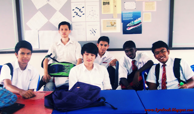 Last Day As A Pra-University Lower Six Science Student