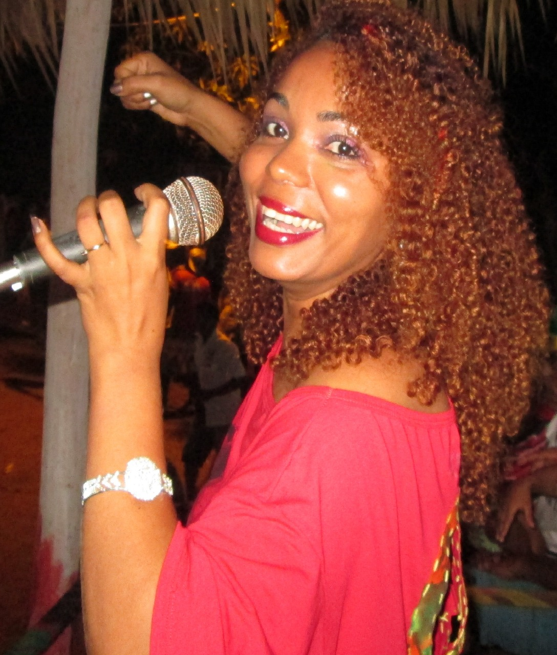 Cantora: Lady Conceição