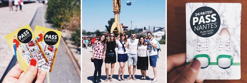 Voyage Nantes blogtrip blogueurs voyage collectif tourisme culture art