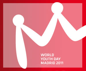 World Youth Day 2011 PowerPoint Background 1