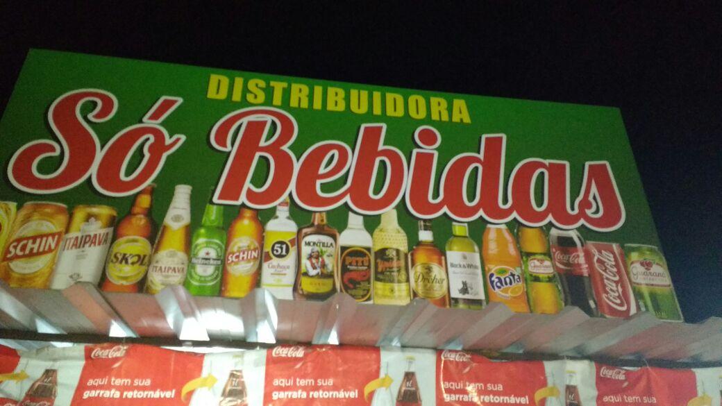 Distribuidora Só Bebidas(UPA)