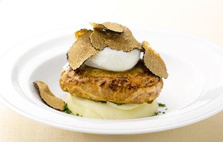 Yamada Chikara style truffle hamburger