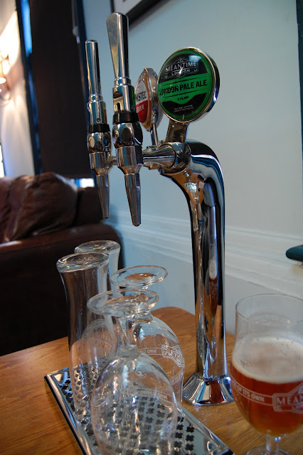 mmm...Meantime London Pale Ale on your own tap!