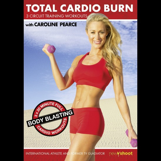 Charlotte S Fitness Dvd Reviews: Madhouse Family Reviews: Fitness DVD Review : Total Cardio