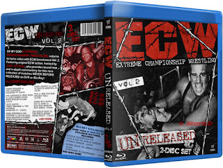 News » Complete Content Listing For WWE's ECW Unreleased Volume 2 DVD And Blu-ray Set