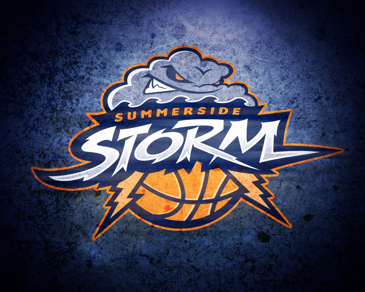 Pro basketball logos