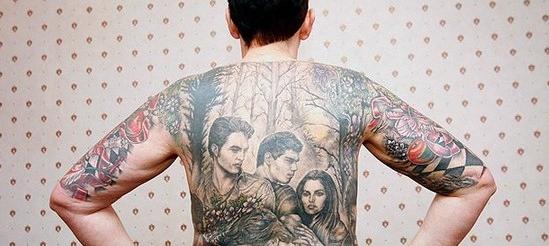 Tatuagens Literárias Leitura Virtual