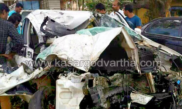 Accident, Melparamba, National, Bangalore, Obituary, Car accident, Injured, Hospital.