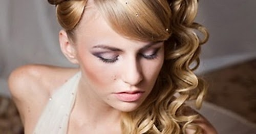 prom hairstyles trendy