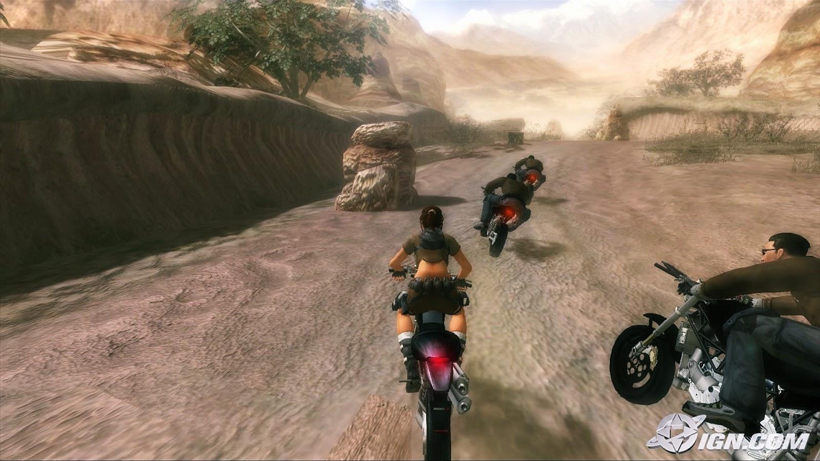 Club Games BrasilTomb Raider Legend Screenshot