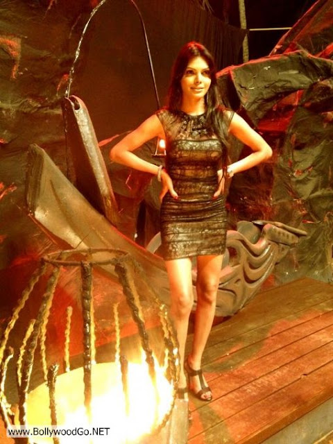 Sherlyn Chopra Gorgeous Pictures from MTV indianudesi.com