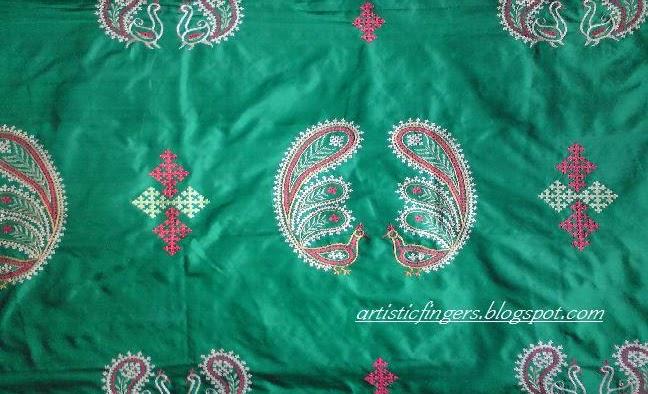 Kutch embroidery patterns free