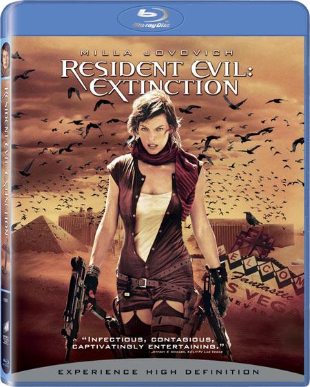 Resident Evil: Zánik / Resident Evil: Extinction (2007)