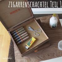 Zigarrenschachtel TUTORIAL