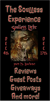 Blog Tour for Soulless Light