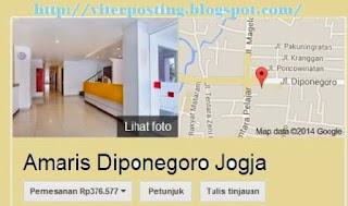 Amaris Hotel Diponegoro