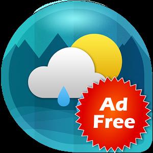 Weather & Clock Widget Ad Free APK v1.0.1 Download