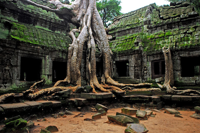 Angkor Wat-UNESCO World Heritage Site