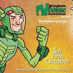 See you at Nottingham Comic Con!