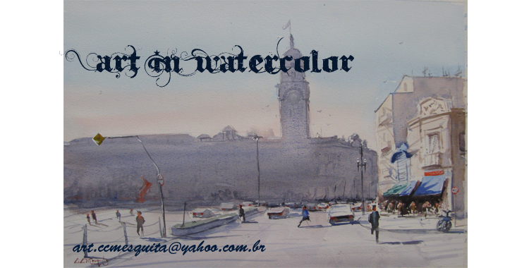Art in Watercolor