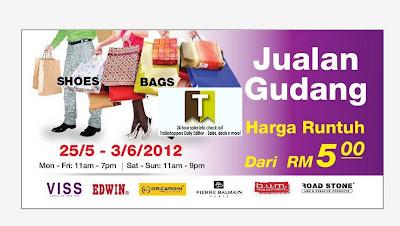 Viss Malaysia Warehouse Sale 2012
