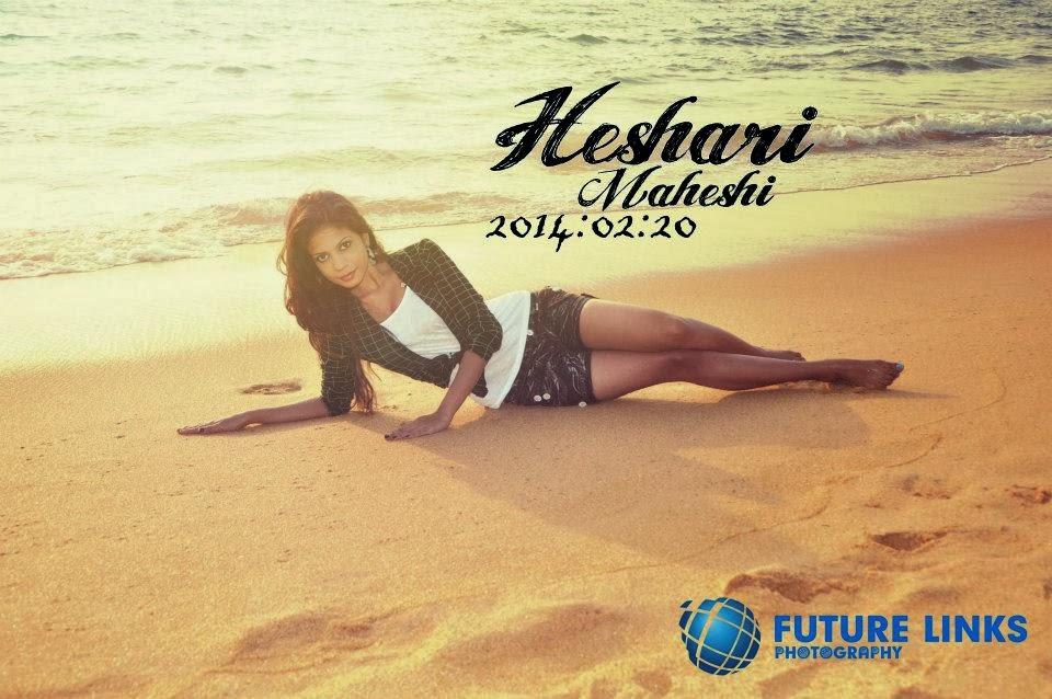 Heshari Maheshi hot thighs