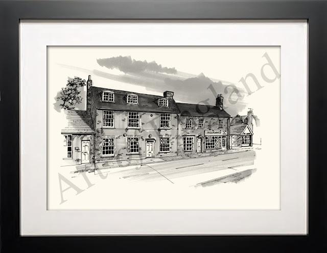 Billericay Essex illustration