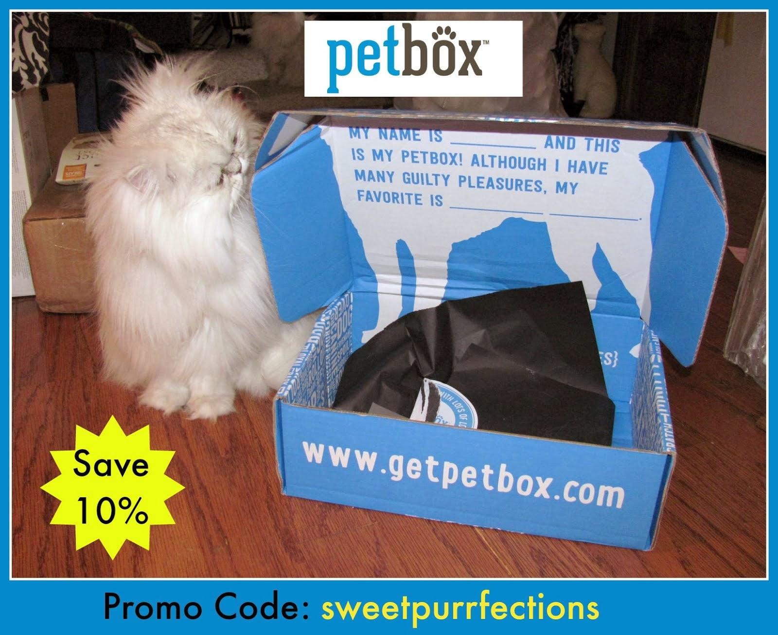 PetBox Discount Code