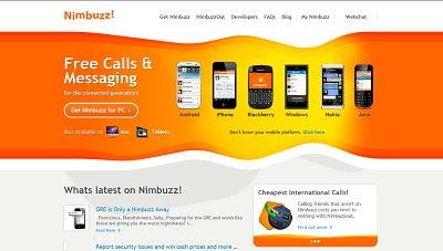 Nimbuzz Messenger, Instant Messaging
