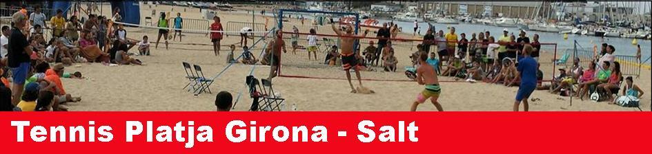Club Tennis Platja Girona - Salt