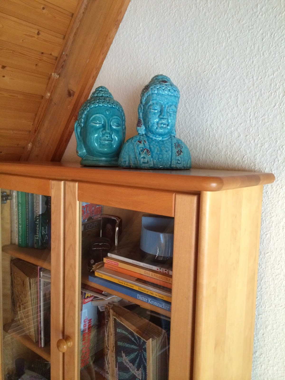 buddhas in decoration