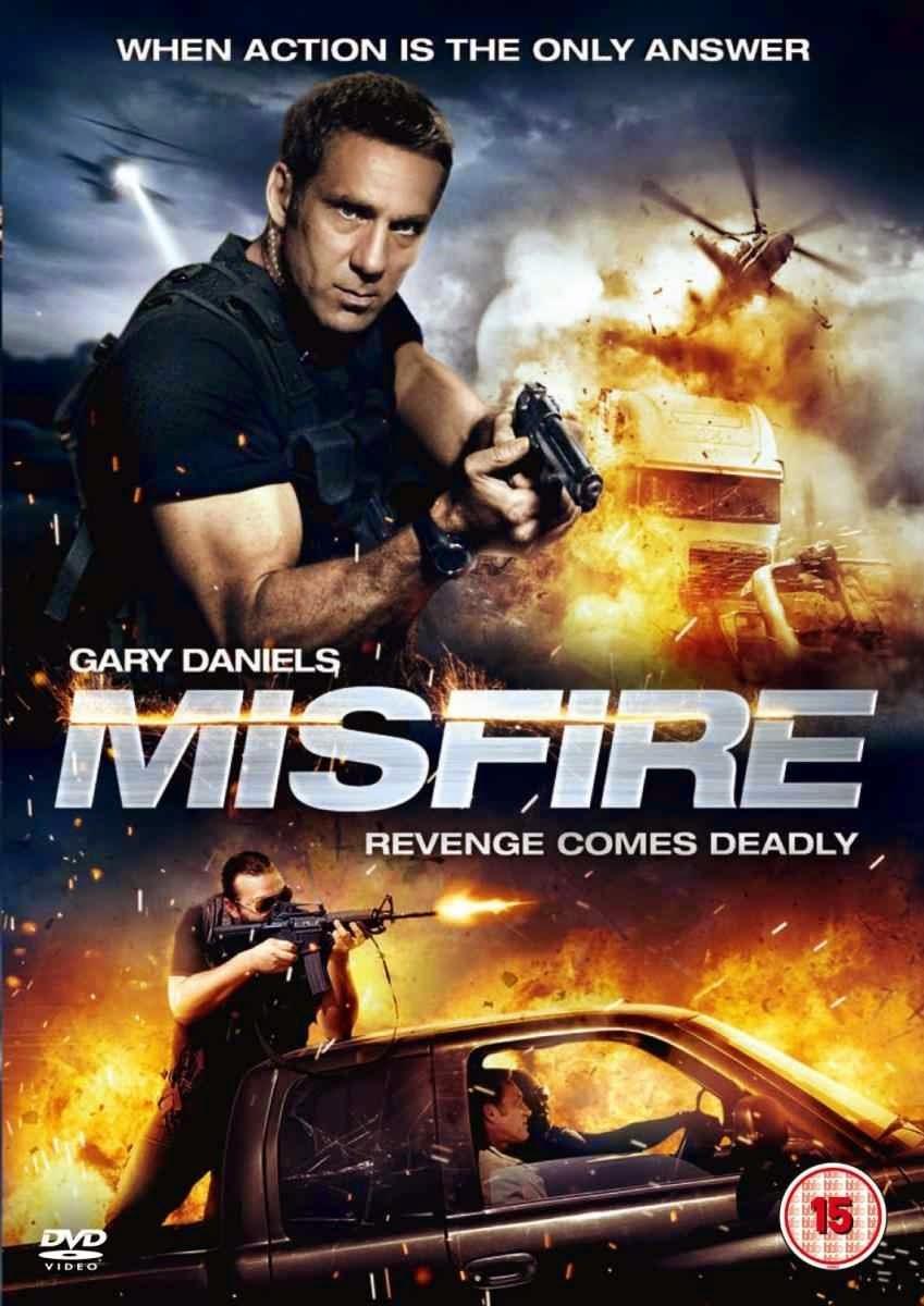 Misfire: Agente Antidroga