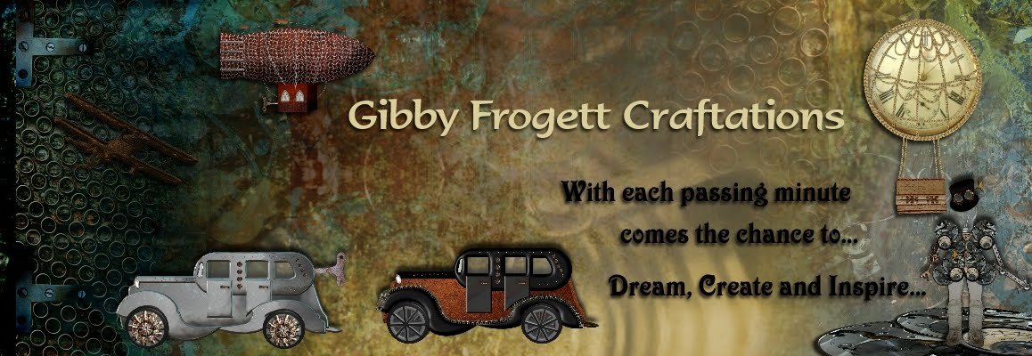 Gibby Frogett Craftations