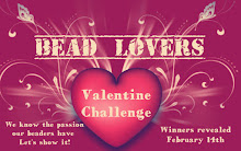 Bead Lovers Valentine Challenge FEB 2013