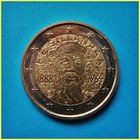 Finlandia 2013 2 Euros Sillanpaa