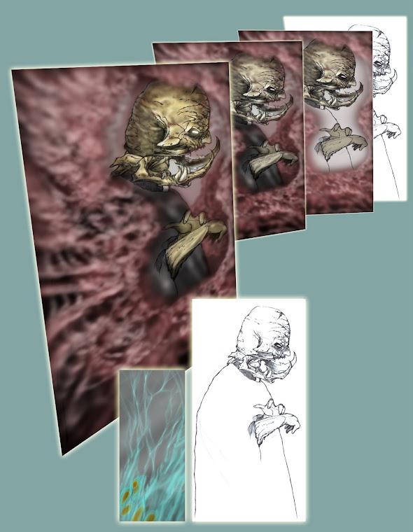 Dead Space booklett 3