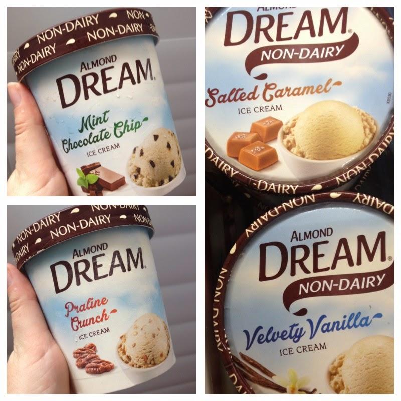 Almond dream, coconut dream, rice dream and soy dream non ... Almond Dream