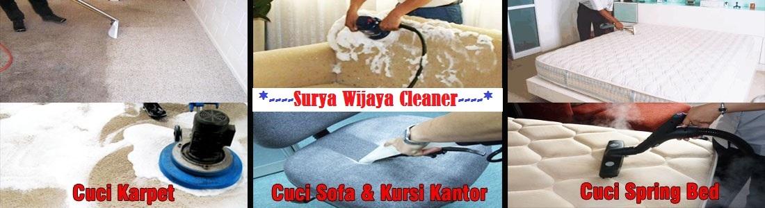 Cuci Springbed Bekasi | Super Murah-Bersih-Wangi-Garansi | Cuci Sofa Bekasi