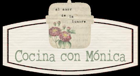 COCINA CON MONICA