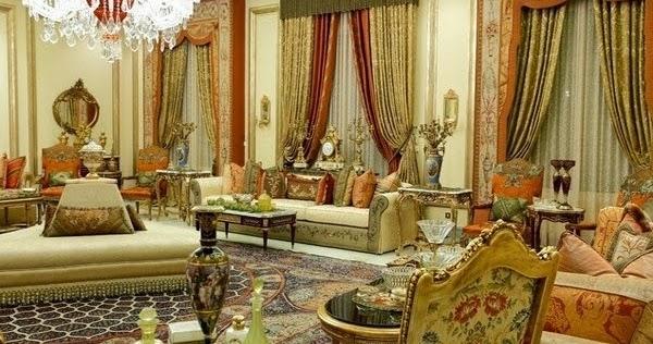 memilih warna gorden yang tepat untuk ruang tamu rumah